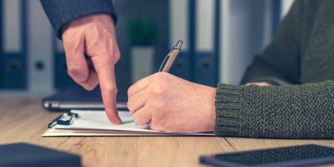 בדיקה מחודשת של החלטת פקיד תביעות